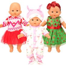 2019 Newest fashion handmade doll clothes dress accessories for baby reborn dolls 18 inch america girl birthday gift