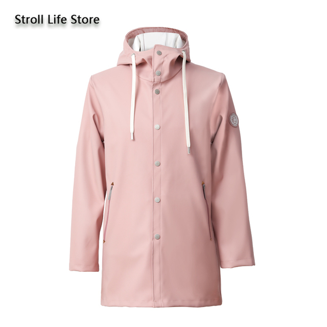 Adult Raincoat Women Rain Poncho Outdoor Hiking Couple Long Rain Coat Thickened Waterproof Jacket Windbreaker Impermeable Gift 5