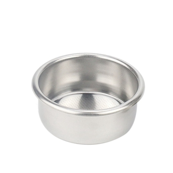 54mm Coffee Bottomless for 870/878/880 Filter Basket Stainless Steel Replacement Espresso Machine