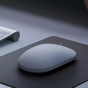 Image 4 - Originale Xiaomi Mi Mouse Senza Fili 2 WiFi link 1000DPI 2.4GHz Ottico Mini Mouse Per Notebook Ufficio di Gioco Portatile mouse