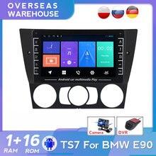 Polen Lager Android CAR Multimedia Radio Player Für BMW E90/E91/E92/E93 3 Serie GPS Navigation stereo Audio kopf einheit e90