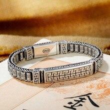 Новый оригинальный дизайн Hanfeng заднюю панель с изображением героев мультфильма; Браслет паспарту серебряные кольца для мужчин женщин Мода ...