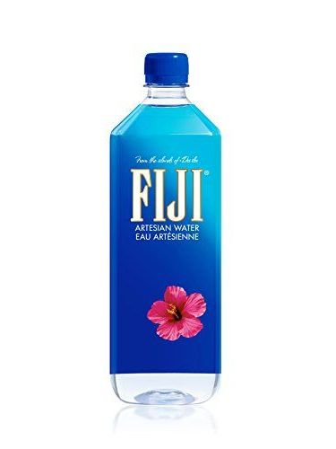 Fiji Natural Artesian Water Bottle,1 Liter