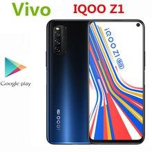 Vivo original iqoo z1 5g telefone móvel 6.57