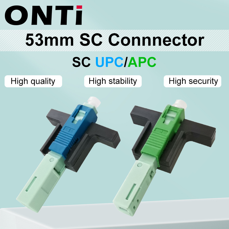 Ftth-Tool Cold-Connector-Tool Sc Apc Fiber-Optic Single-Mode Onti SM 53MM High-Quality