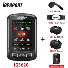Bike Speedometer Stopwatch Bicycle Computer Cycling Igpsport Igs620 Waterproof Bluetooth-4.0