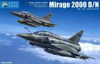 Kitty Hawk KH32022 1/32 Mirage 2000D/N Fighter Plane Model Building Kit