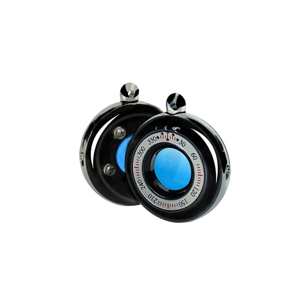 Spy Wiretap Bug Detector Mini Hidden Camera Spy Camera Spy Devices Dedektor Anti-lost Alarm 2 In 1 Privacy Property Safety