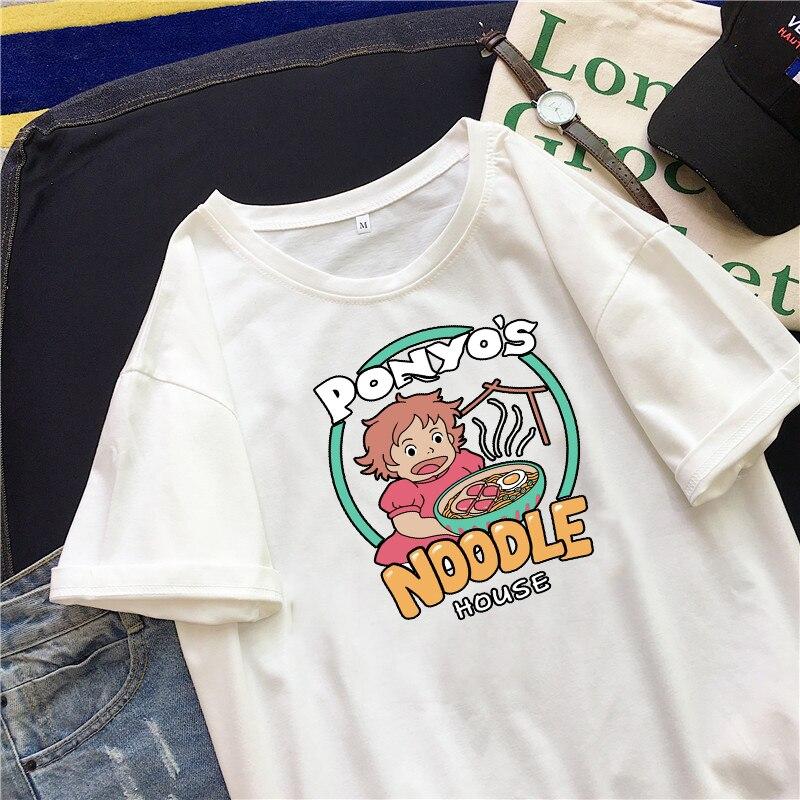 Harajuku Asian Ramen Noodles T-shirt 5