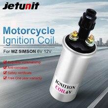 Cewka zapłonowa do motocykla dla MZ SIMSON 6V 12V część elektryczna wysokiej jakości