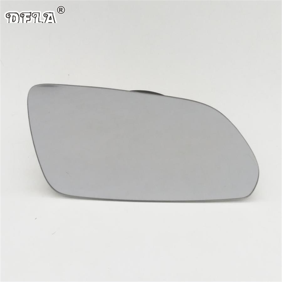 Volkswagen Polo Mk4 2005-2010 Wing Mirror Glass Heated Pair Left /& Right