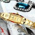 Ультратонкие водонепроницаемые женские часы кварцевые часы из вольфрамовой стали женские expression companion студенческий браслет часы оптом