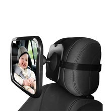 Car-Mirror Safety-Monitor-Accessories Back-Seat Rearview Baby Child Facing Headrest-Mount