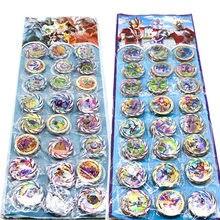 12 шт./компл. GenuineTakara Tomy блестящие Покемон карточные игрушки коллекции «Драконий жемчуг зет Kaiju Гоку Подарочная флеш-карта для детей