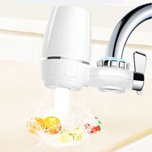 Кухонный кран Водоочиститель моющийся керамический Перколятор