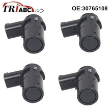 PDC Parking 4 Sensors For Volvo S40 II V50 XC90 C70 II V70 II 285 XC90 I 275 Parking Assistance Distance Control sensor 30765108 new set 4 oem 30786968 pdc parking sensor reverse assist for volvo c30 c70 s60 s80 v70 xc70 xc90 30786968 30786320 30765703