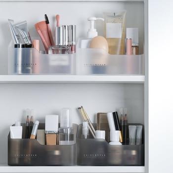 Práctico estuche para cosméticos ABS, soporte para Control remoto, caja de pinceles de maquillaje multifuncional, contenedor de almacenamiento de productos para el cuidado de la piel