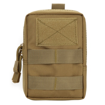 Military Tactical Camo Belt Pouch Bag Pack Phone Bags Molle Pouch Camping Pocket Waist Fanny Bag Phone Case Pocket For Hunting N men tactical molle pouch belt waist pack bag small pocket military waist pack phone pouches outdoor running travel camping bags