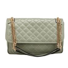 цена на Designer Women Pu Leather Chain Shoulder Bag High Quality Crossbody Bags for Women Fashion Ladies Handbags Messenger Bags Luxury