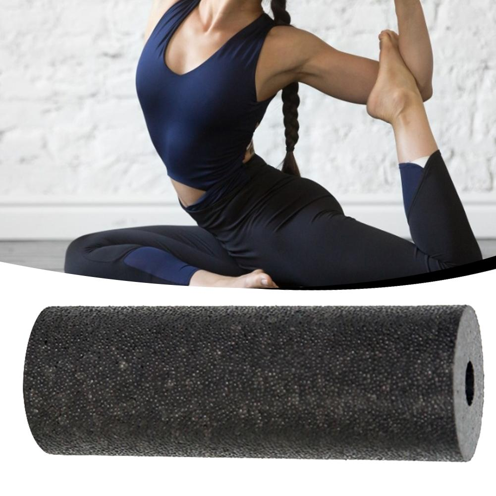 Fitness Trigger Point Epp Foam Roller For Exercise Back Muscles Pilates Yoga Training Physical Massage Therapy Yoga Blocks Aliexpress
