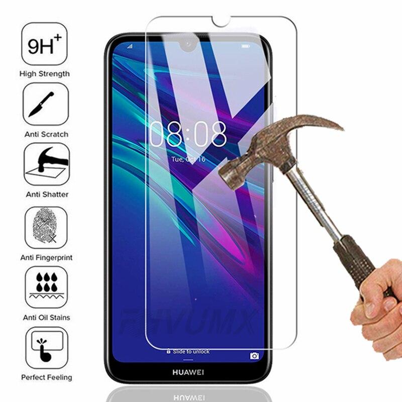 9H Protective Glass For Huawei Y5P Y6P Y7P Y8P Y6S Y7S Y8S Y9S Y5 Lite Y6 Y7 Y9 Prime 2018 2019 Temp