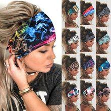 Повязка на голову для занятий велоспортом, йогой, спортом, повязка на голову для женщин и мужчин, повязка на голову для йоги, повязка на голов...