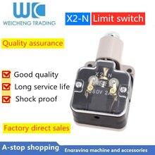 Direct selling lathe CNC X2-N travel switch micro switch 380V 2A limit switch YBLX-X2/N genuine spot