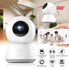 MiJia Baby Monitor 1080P 360 Degree Home Panoramic WiFi IP Camera Motion Detection Night Vision Magic 4X Zoom CCTV
