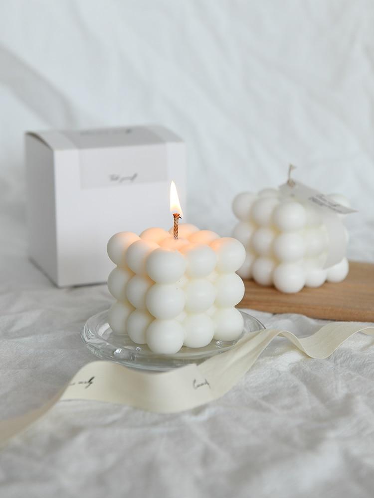 Smokeless Aromatherapy Candle Fragrance Birthday Gift Decoration