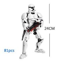 NEW Star Wars Series Action Figure Stormtrooper Model Storm Cavalry Building Blocks Lepinblocks Kids Toys gift