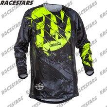 Майка для горного велосипеда FLY unionate Enduro MX Motocross BMX Racing, майка DH с длинным рукавом, одежда для велоспорта, футболка для горного велосипеда