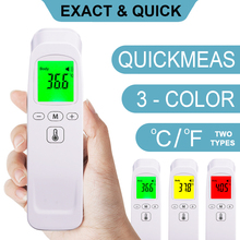 Baby Forehead Fever Digital Infrared Non-Contact Adult Ear IR Lcd-Body-Measurement Hot-Sale