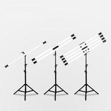 Nanlite – support de support de lampe pour Nanlite Pavotube 15c 30c, Clip de serrage de tube de lumière (support de trépied non inclus) Nanguang