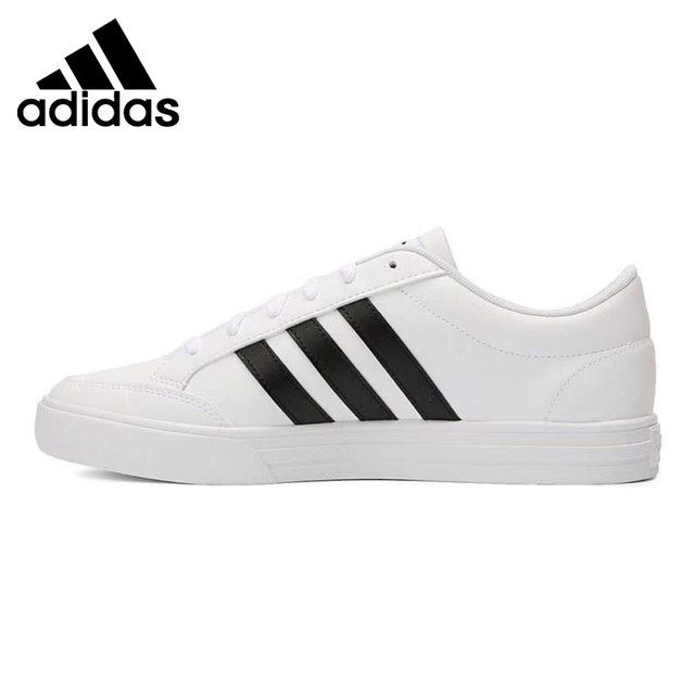 Original New Arrival Adidas VS SET  Men's Skateboarding Shoes Sneakers 1