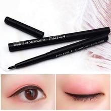 1 шт., потрясающий черный стойкий карандаш для глаз, водостойкий жидкий карандаш для глаз, Гладкий макияж, косметические инструменты TSLM2