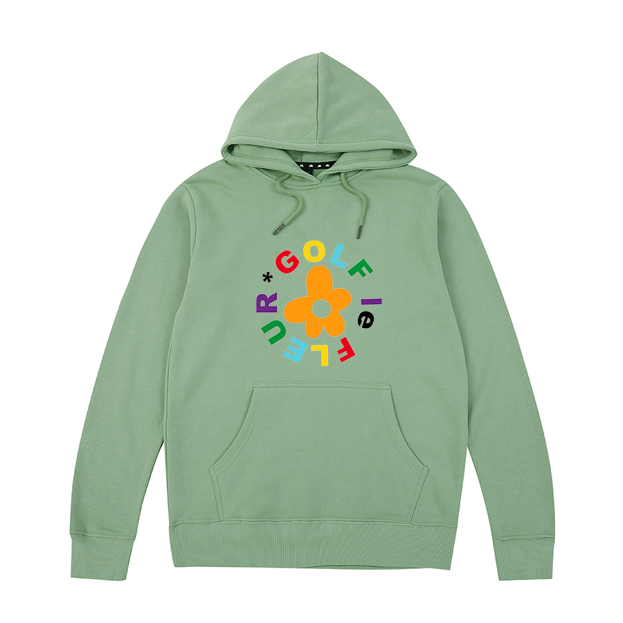 Golf Wang Flower Boy Tyler The Creator Hoodies Sweatshirts OFWGKTA Skate     Harajuku Men Women Unisex Combed Cotton