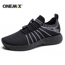 Onemix new summer running shoes for men unisex breathable mesh lightweight sneak