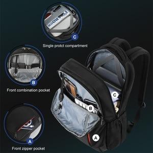 Image 2 - Tigernu New Multifunction Men Bag USB Charging Travel Backpack Male Laptop Backpack Bag  For Teenager Rucksack