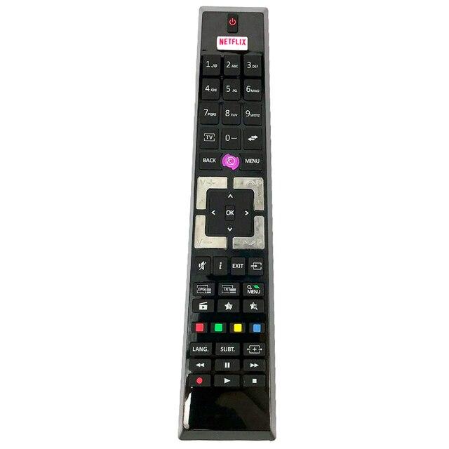 Télécommande remplacée pour VESTEL Edenwood Telefunken Continental Edison DIGIQUEST RCA4995 RC A4995 RC4995 RC 4995
