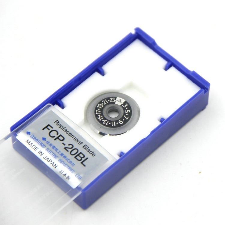 Fiber Cleaver Blade FCP-20BL Fiber Cleaver Cutter, FCP-20BL SUMITOMO FC-6S Cleaver Blade Fiber Optic Cleave