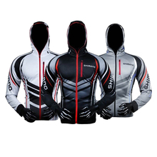 Clothing Jacket Hoodies Cycling-Clothes Fishing-Jersey Sun-Protection Long-Sleeve Hiking
