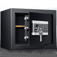 Safes Anti theft Electronic Storage Bank Safety Box Security Money Jewelry Storage Collection Home Office Security Box DHZ0049