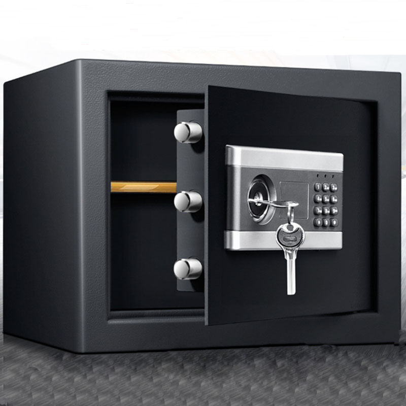Safes Anti-theft Electronic Storage Bank Safety Box Security Money Jewelry Storage Collection Home Office Security Box DHZ0049