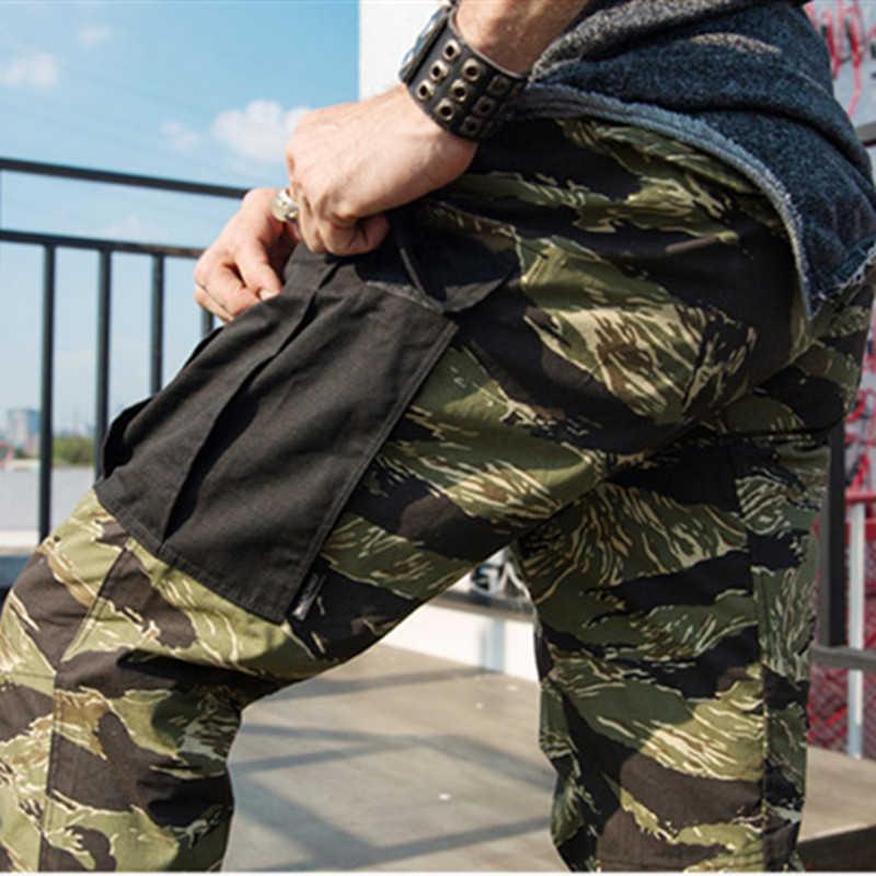 Pantalones De Camuflaje Militar Para Hombre Pantalon Tactico Multibolsillos Entrenamiento De Escalada Al Aire Libre Caza Deportes De Senderismo Pantalones De Senderismo Aliexpress