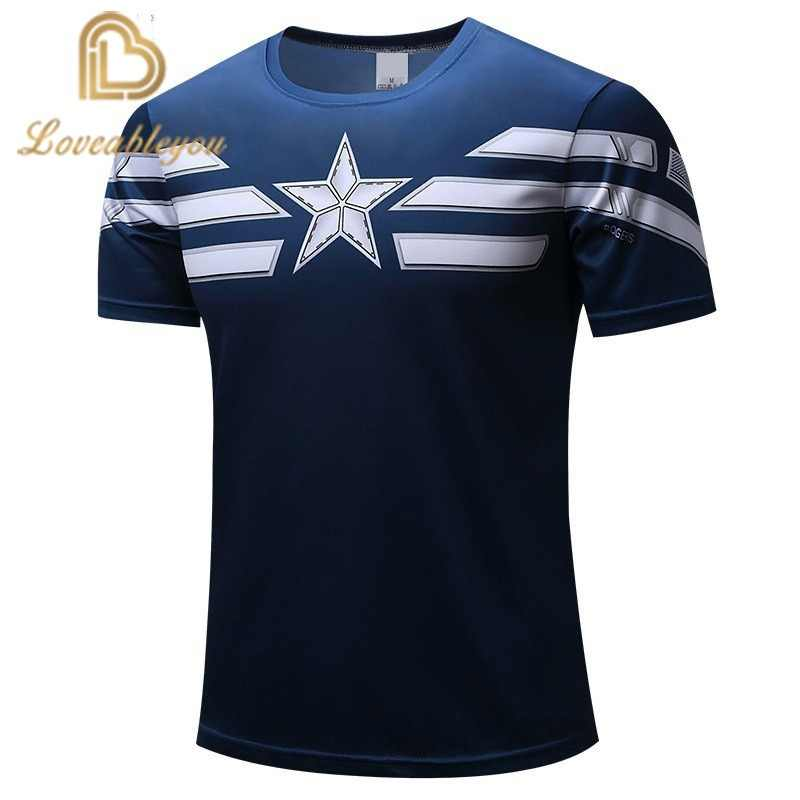 2019 Degli Uomini di Fitness T Shirt Supereroe Batman 3d Stampato T-Shirt Homme Unisex Casual Breve Camicia Supereroi Cosplay Tshirt