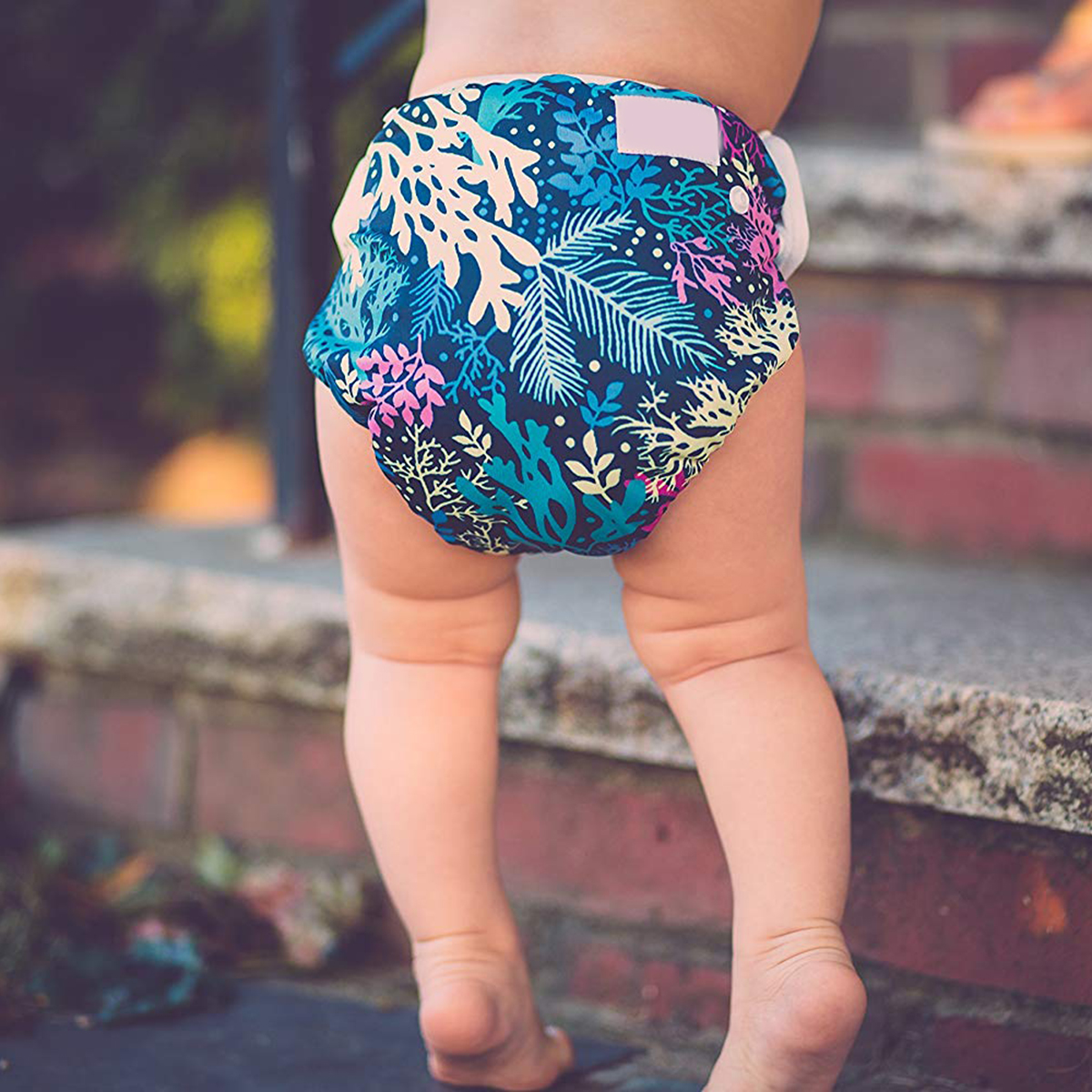 Puseky infant 1pcs 3 layers microfiber diaper nappy insert super absorbent 35x13.5cm fit baby cloth pocket diaper