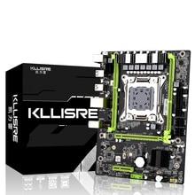 Kllisre X79 M2 материнская плата LGA2011 M ATX USB2.0 PCI-E NVME M.2 SSD поддержка памяти REG ECC и процессор Xeon E5