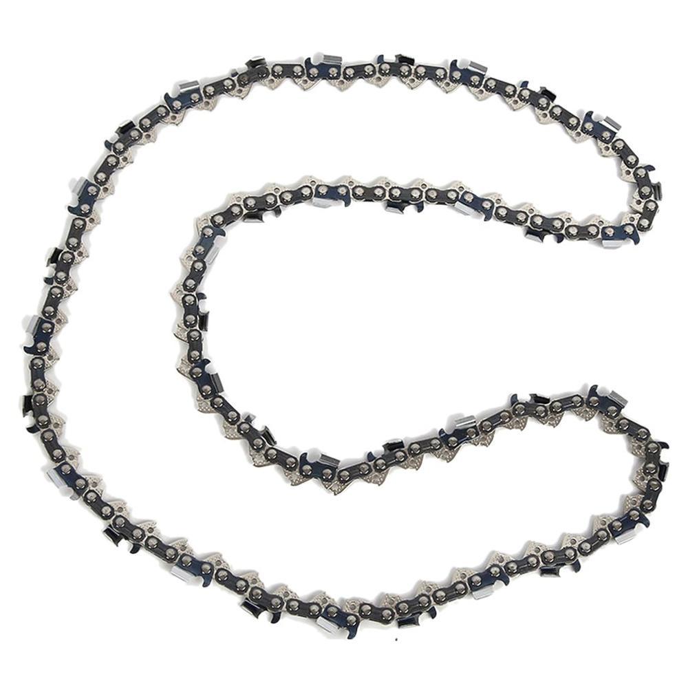 Łańcuch do piły łańcuchowej elektryczna piła łańcuchowa akcesoria ogólne pozyskiwania drewna piła łańcuchowa małe 3/8 piła łańcuchowa 14 Cal 52 węzłów