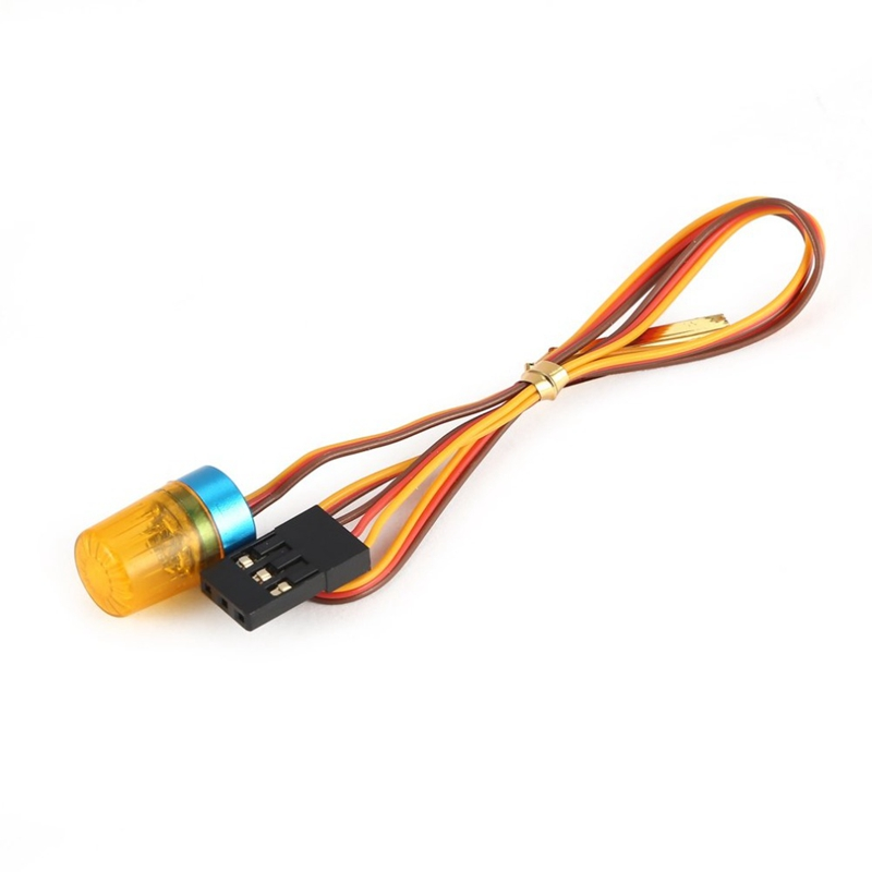 Multi-Function LED Lamp Strobing-Blasting/Flashing/Rotating Light for 1/10 <font><b>RC</b></font> Model Car 1:14 <font><b>Tamiya</b></font> Tractor <font><b>RC</b></font> Engineering <font><b>Truck</b></font> image