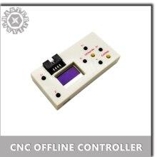 Nowy Mini LCD laserowa maszyna grawerująca kontroler Offline dla CNC 3018 3018Pro BM 1610 DIY grawer laserowy 3 osi GRBL Offline
